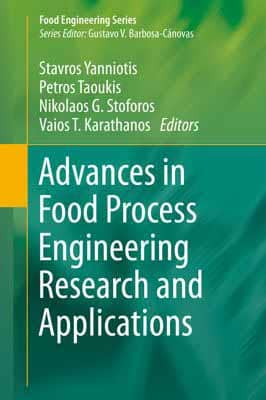 Advances in Food Process Engineering
