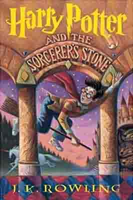 Harry Potter And The Sorcerer's Stone  by J.K. Rowling, Mary GrandPré (Illustrator)