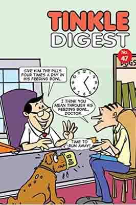 Tinkle Digest 47  by Anant Pai