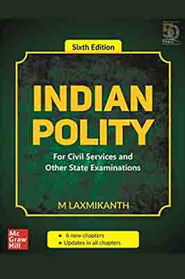 Indian Polity: For Civil Services and…