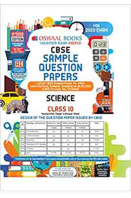 Oswaal CBSE Sample Question Paper Class…
