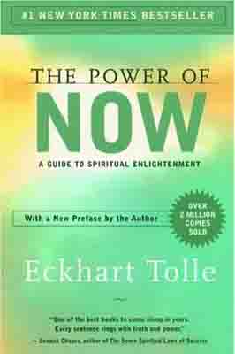 The Power of Now: A Guide…